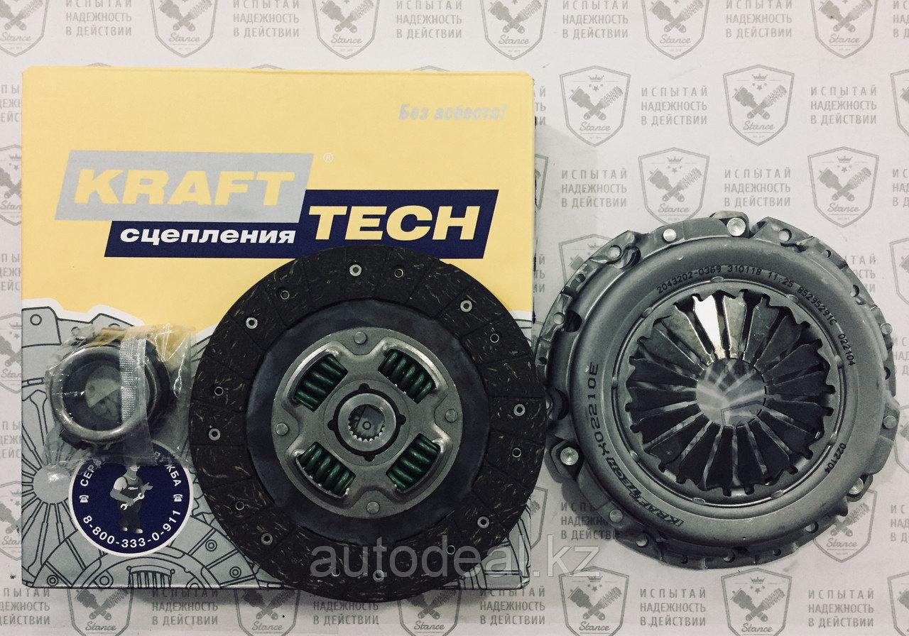 Набор сцепления (KRAFTTECH) Geely EC7/SC7/X60  / Clutch set