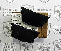 Колодки тормозные задние Geely GC6 / Rear brake pads