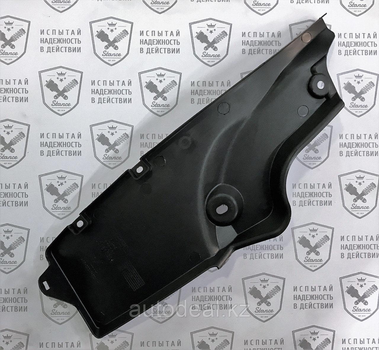 Кронштейн заднего брызговика Geely GC6 / Rear mud flap bracket