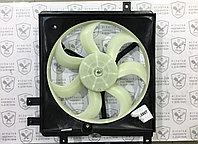 Диффузор с вентилятором левый Geely GC6 / Fan diffuser left side