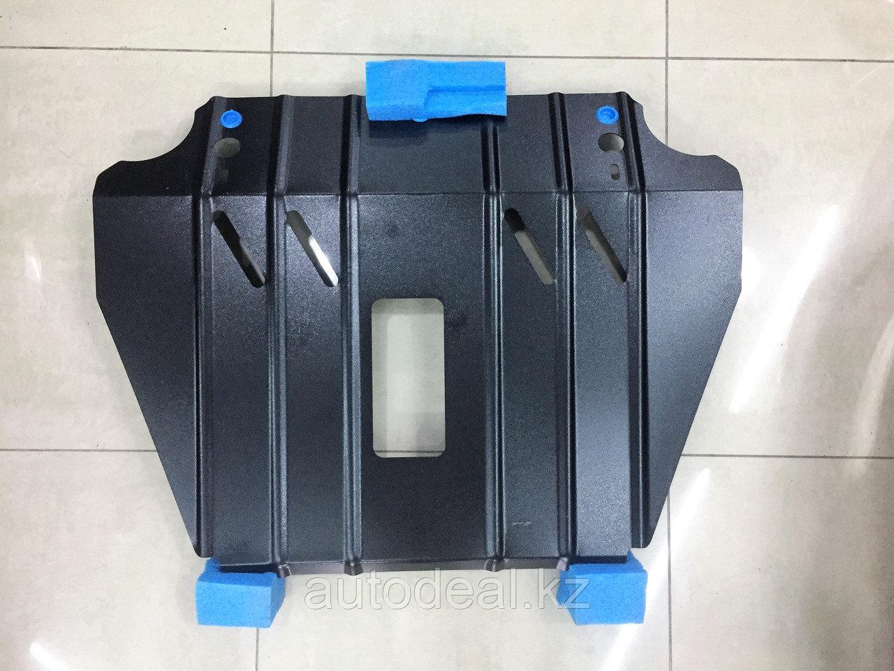 Защита картера Novoline Geely X7 / Crankcase protection