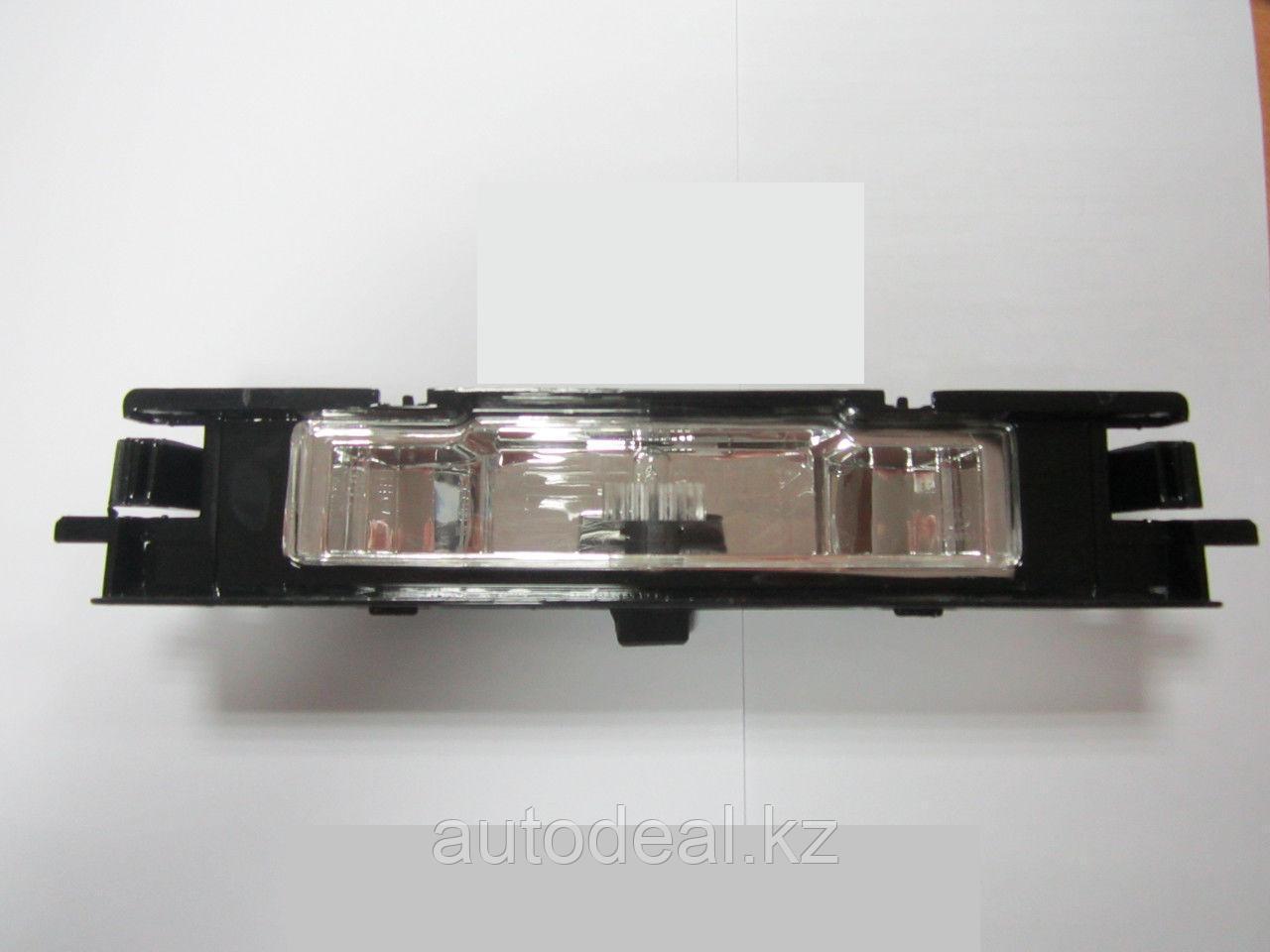 Подсветка номерного знака Geely MK CROSS / Registration number plate light