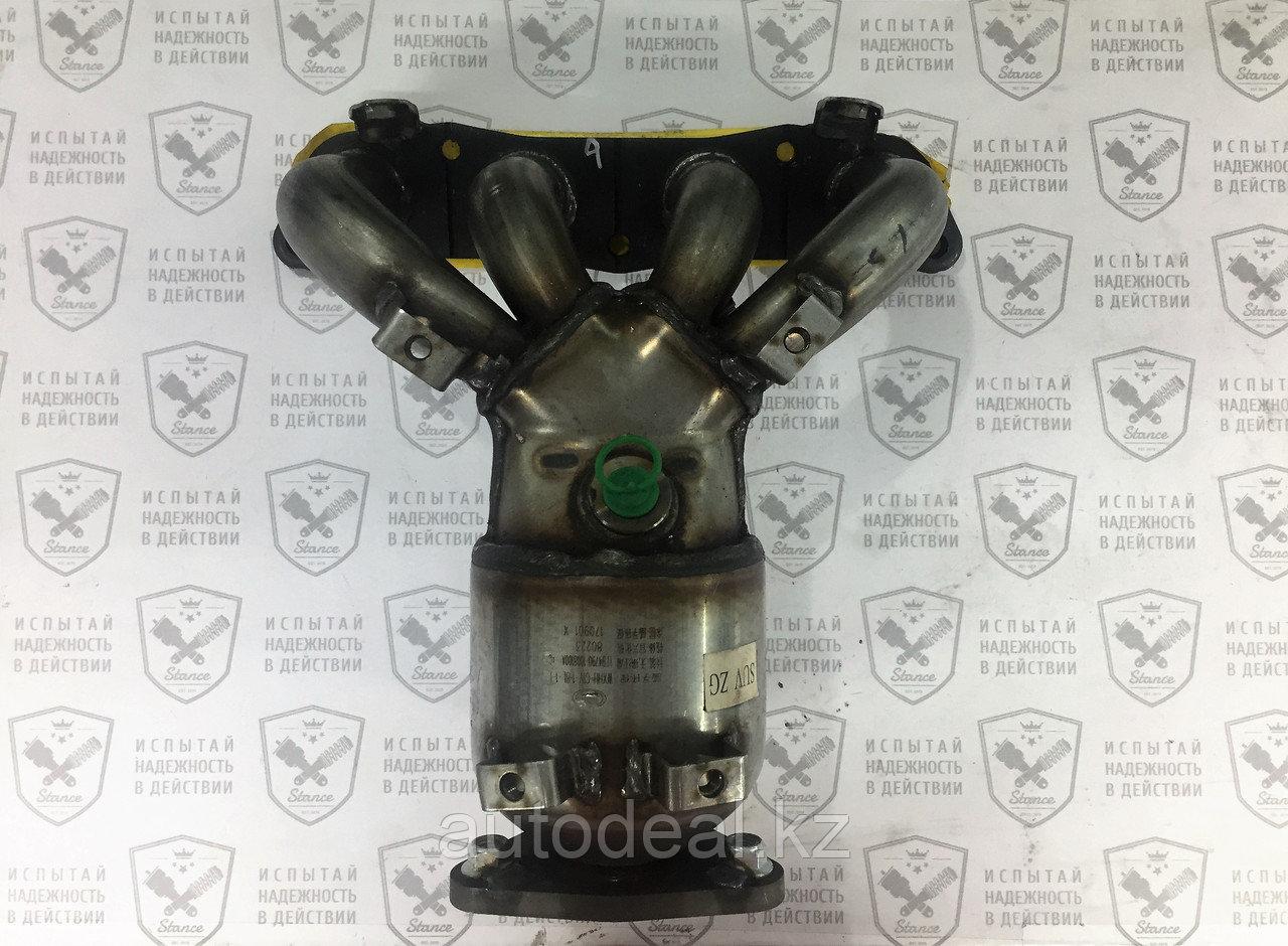 Коллектор выпускной Lifan X60 / Exhaust manifold
