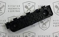 Кронштейн заднего бампера левый Lifan Smily / Rear bumper bracket left side