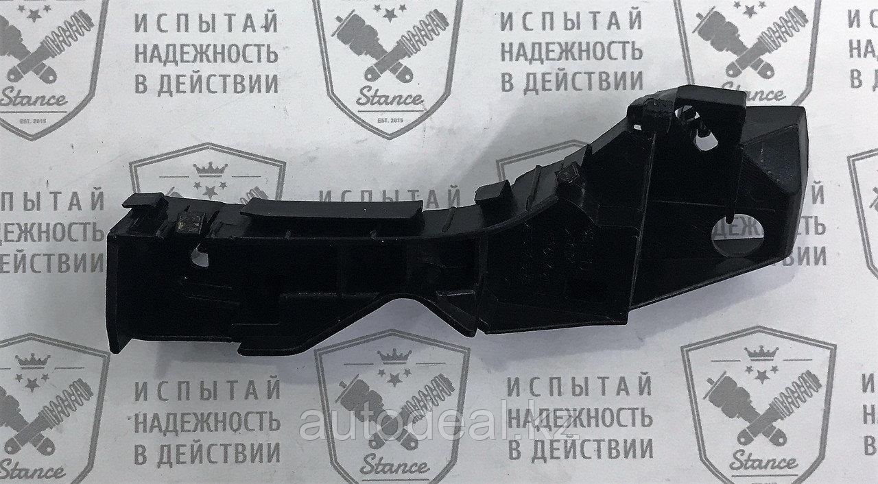 Кронштейн переднего бампера правый Lifan Smily / Front bumper bracket right side