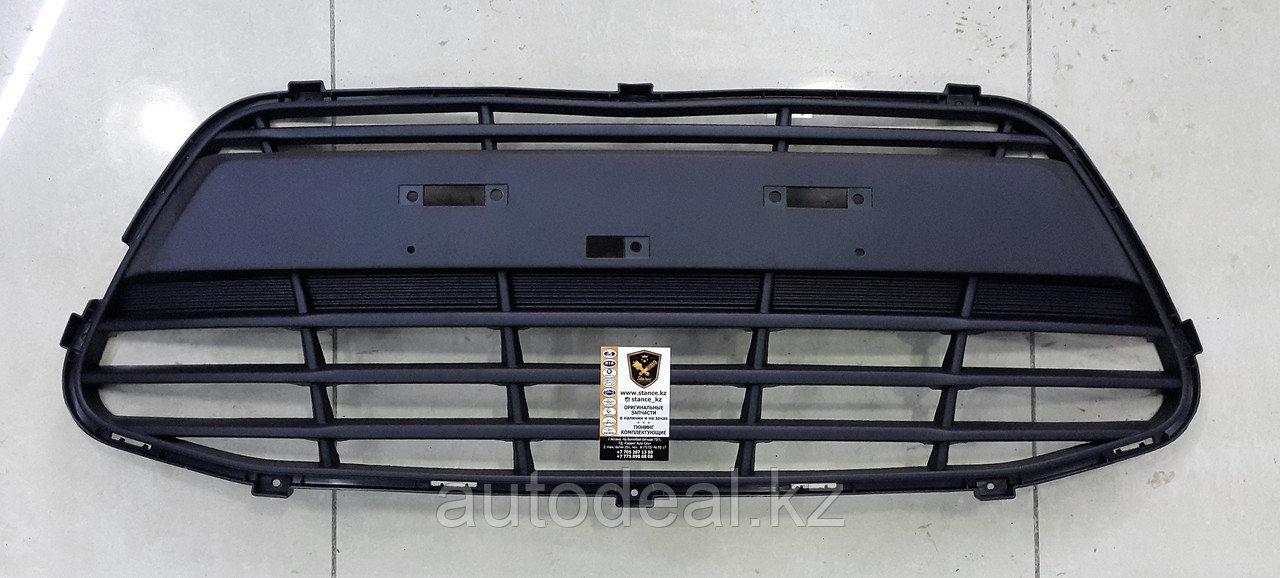 Решетка переднего бампера Lifan X50 / Front bumper grille
