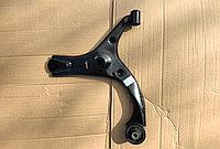 Рычаг передний левый (без шаровой) JAC S3 / Front suspension arm (w/o ball) left