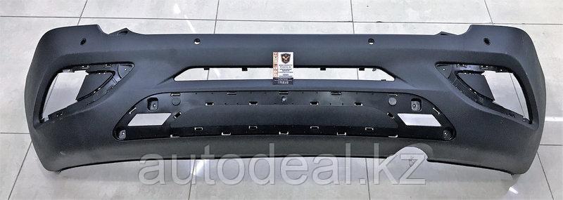 Бампер задний (1-е поколение дорестайл) JAC S3   / Rear bumper (1 generation before restyle)