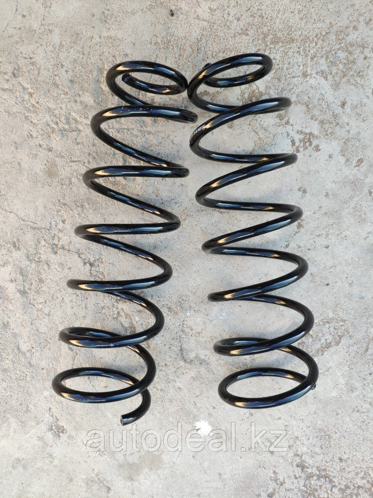Пружина заднеяя JAC S3 / Rear shock absorber spring