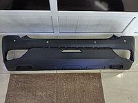 Бампер задний (2-е поколение) JAC S3  / Rear bumper (2 generation)