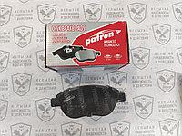 Колодки тормозные передние (PATRON) Geely EC7 / Front brake pads