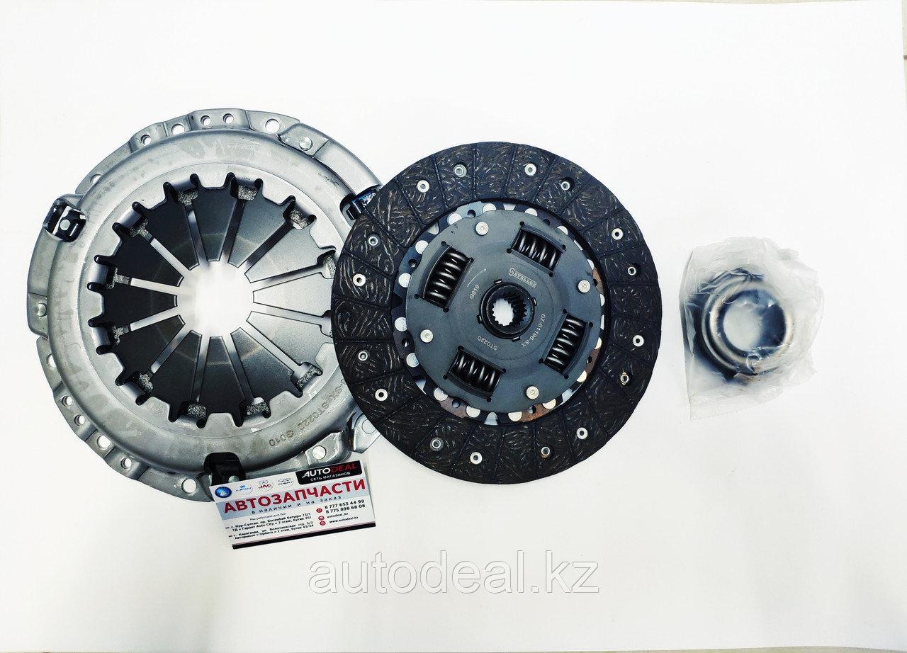 Набор сцепления (Stellox) Фабричный Китай Geely EC7/SC7/X60  / Clutch set