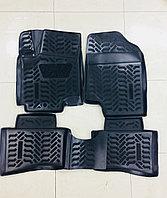 Коврики в салон (Aleron) JAC S3  / Vrhicle floor mats