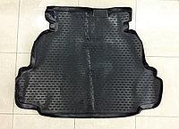 Коврик багажника Geely ЕС7 / Trunk floor mat