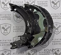 Колодки стояночного тормоза Lifan X60 / Parking brake pads