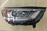 Фара противотуманная заднего бампера центральная JAC S3 / Rear fog light central side