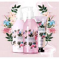 Парфюмированный набор для тела Medi Flower Perfume Body Care Special Set (Romantic Holiday)