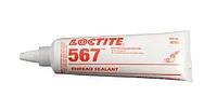 567 LOCTITE 50ml уплотнитель резьбовой, для прямых и конических соединений