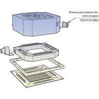 Toshiba Toshiba Фланец для подачи свежего воздуха (TCB-FF101URE2)