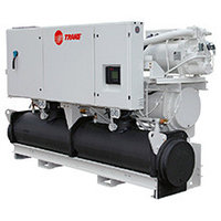 Trane Trane Со спиральным компрессором без конденсатора с водяным охлаждением (RTWD/RTUD250HE)