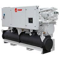 Trane Trane Со спиральным компрессором без конденсатора с водяным охлаждением (RTWD/RTUD160PE)