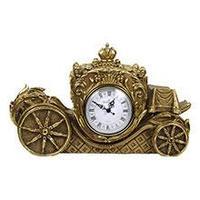 Royal Flame Каминные часы Карета RF2008AB