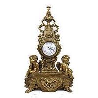 Royal Flame Каминные часы Классика с ангелами Гранд RF2014AB