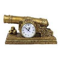 Royal Flame Каминные часы Царь-пушка RF2018AB