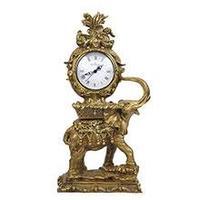 Royal Flame Каминные часы Символ благополучия RF2029AB