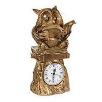 Royal Flame Каминные часы Умная сова RF2041AB