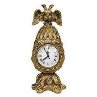 Royal Flame Каминные часы Фаберже Державные RF2053AB, фото 1