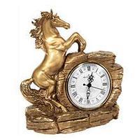 Royal Flame Каминные часы Конь Арго малый RF2057AB, фото 1