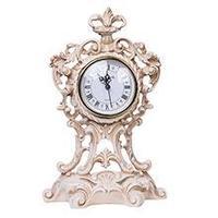Royal Flame Каминные часы Ажурные RF2022 IV (Белая коллекция), фото 1