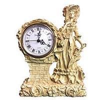 Royal Flame Каминные часы Леди RF2001 IV (Белая коллекция), фото 1