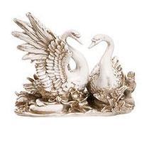 Royal Flame Статуэтка Лебеди RF1049 IV (Белая коллекция), фото 1