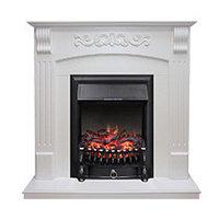 Royal Flame Портал Sorrento (белый) под классический очаг, фото 1
