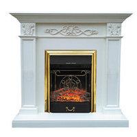 Royal Flame Портал Verona (белый дуб) под классический очаг, фото 1
