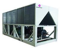 Чиллеры большой производительности воздушного охлаждения