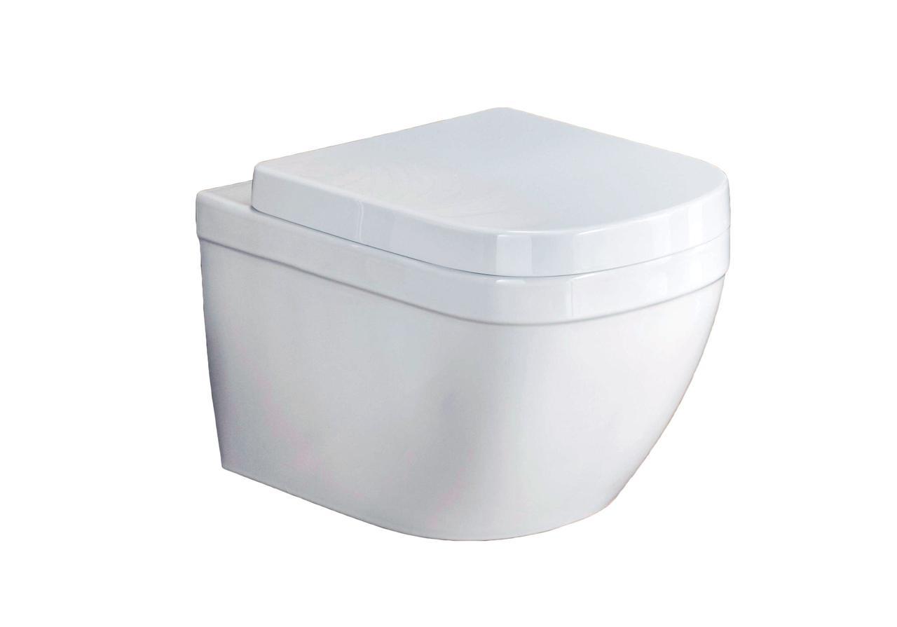 Унитаз Подвесной Безободковый Grohe Euro Ceramic 39206000