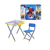"""Комплект детской мебели """"Disney 2"""" Человек-Паук"""