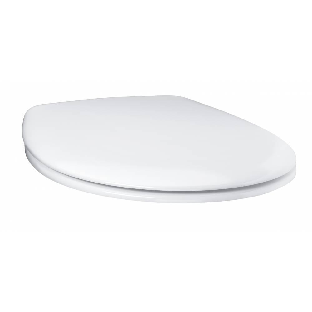 Сиденье для унитаза Grohe Bau Ceramic (без микролифта), альпин-белый (39492000)