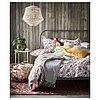 КОПАРДАЛЬ Каркас кровати, серый, 140x200 см