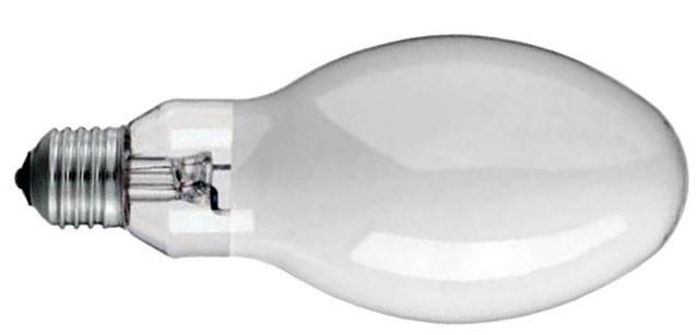 Ртутная лампа высокого давления ДРЛ E-27 125w