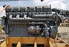 ЯМЗ-240НМ2 дизельный двигатель для БелАЗ, фото 3