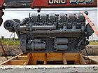ЯМЗ-240НМ2 дизельный двигатель для БелАЗ, фото 4