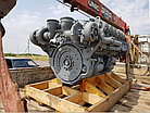 ЯМЗ-240НМ2 дизельный двигатель для БелАЗ, фото 5