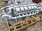 ЯМЗ-240НМ2 дизельный двигатель для БелАЗ, фото 8