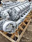 ЯМЗ-240НМ2 дизельный двигатель для БелАЗ, фото 10