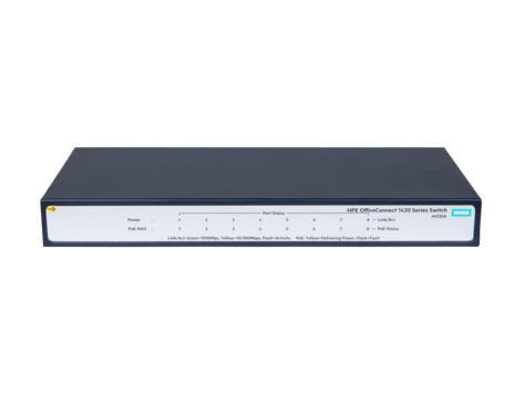 HPE JH330A Коммутатор OfficeConnect 1420 8G PoE+ + 64W