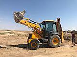 """Экскаватор погрузчик """"Петушок"""" Caterpillar 442D, фото 3"""